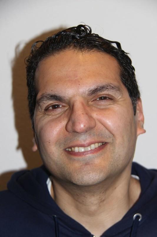 Babak Shafaghi - ER