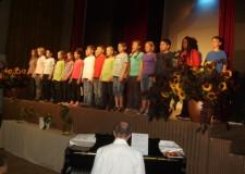 Einschulung 2010 Schülerchor