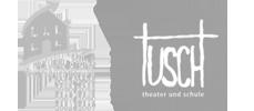 Vignetten/Logos Schule mit vorbildlicher Berufsorientierung und TuSch Theater und Schule